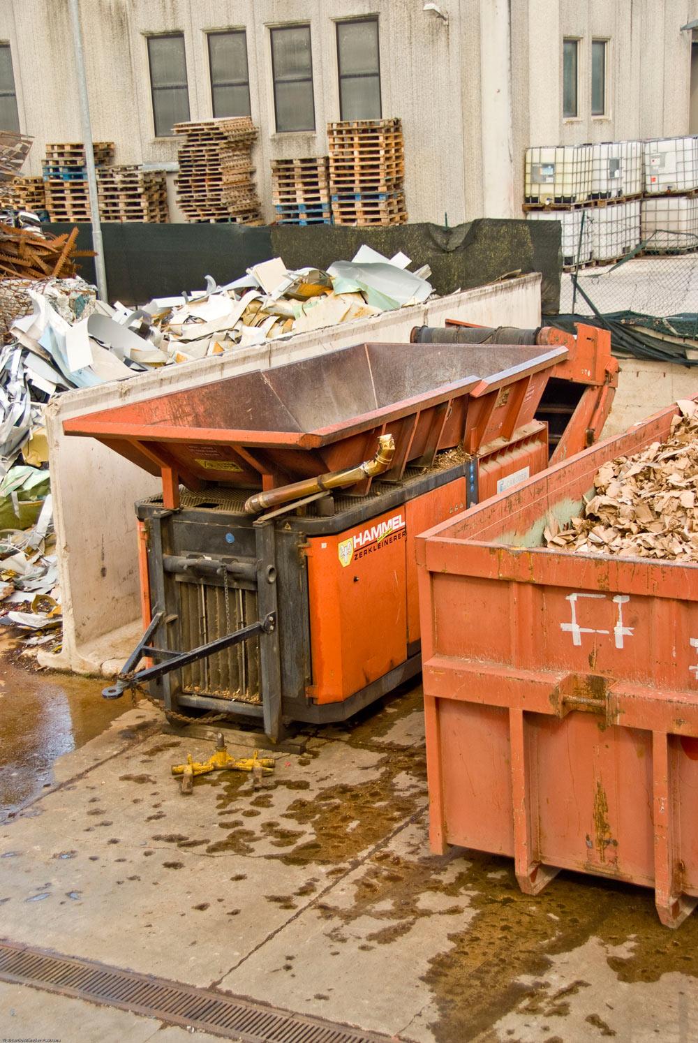 AMAC di Stanghellini Macchine legno usate